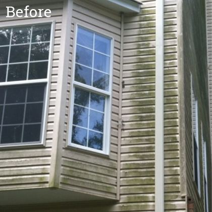 House power washing service in Annapolis MD
