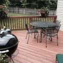 Staining Your Deck