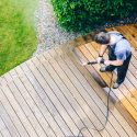 power washing your outdoor area